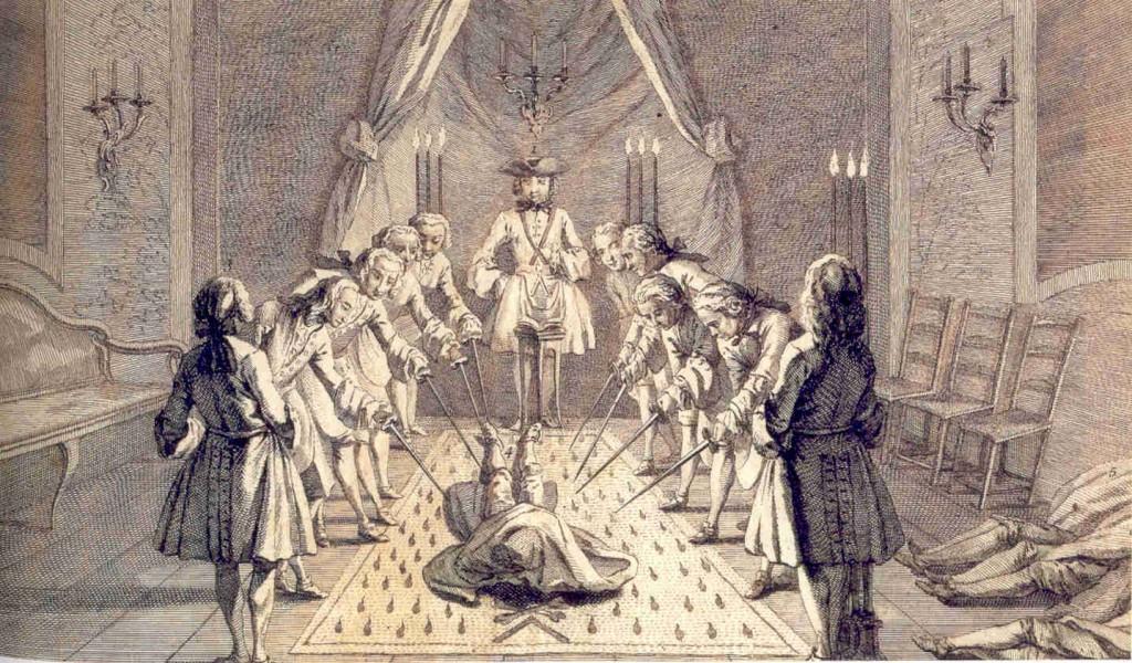 The Effect of Masonic Ritual