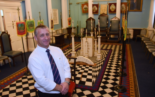 'It's harder to get into a golf club' - what is it like to be a Freemason?