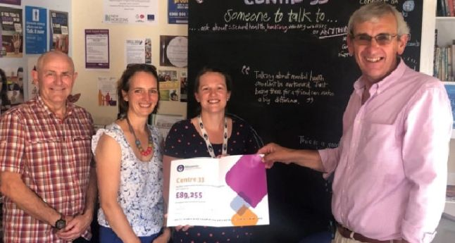 England - £89,000 grant helps vulnerable young people in Peterborough