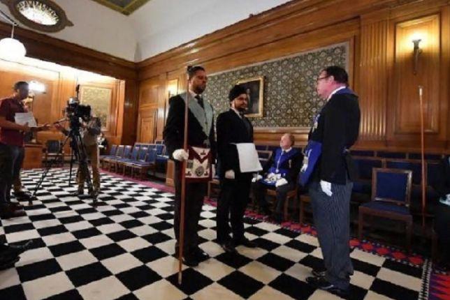 England - Freemasons welcome new video documentary