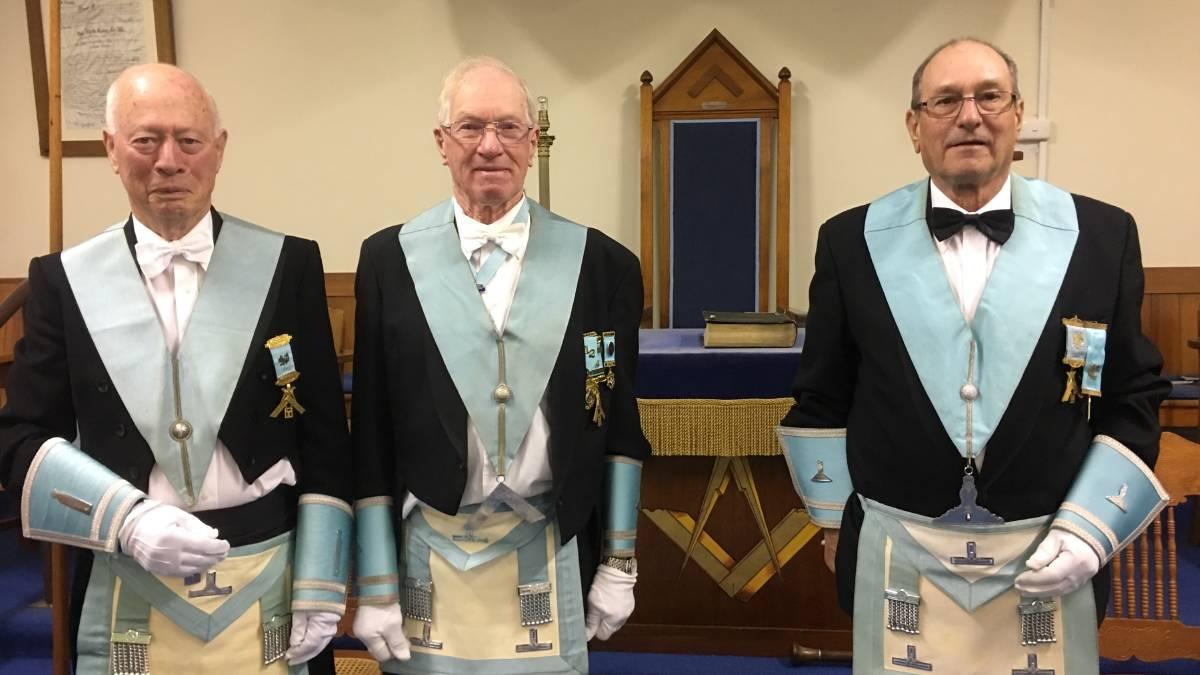 Australia - Three decades as a Freemason