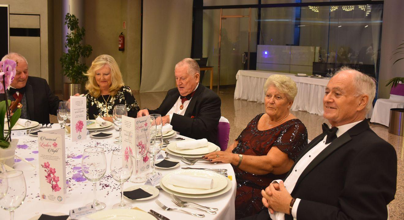 Spain - Provincial Grand Lodge of Valencia Ladies Night