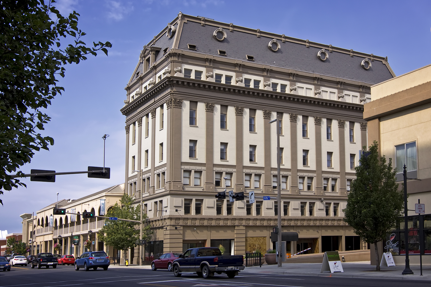 US - It Happened Here: Masons build temple in downtown Yakima