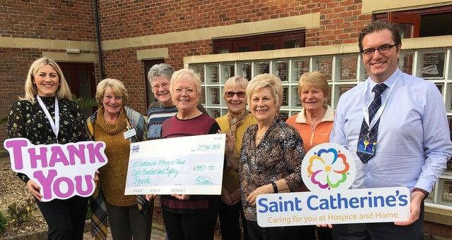 England - Freemasons' cash for St Catherine's