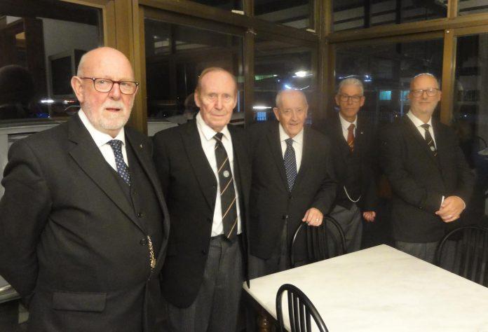 Spain - Local Freemasons act as Father Christmas