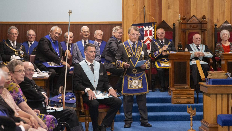 New Zealand - Marlborough Lodge of Unanimity celebrate 150 years of Freemasonry