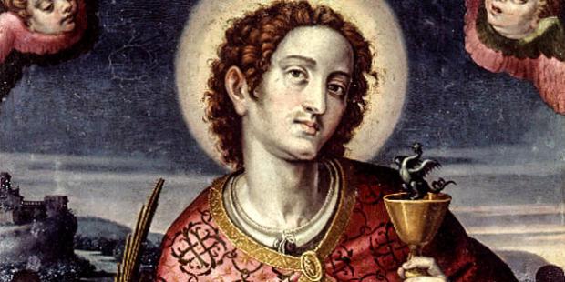St. John the Evangelist and Freemasonry