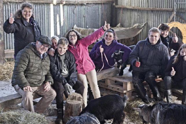 England - Freemasons cash to benefit North Marston animal charity