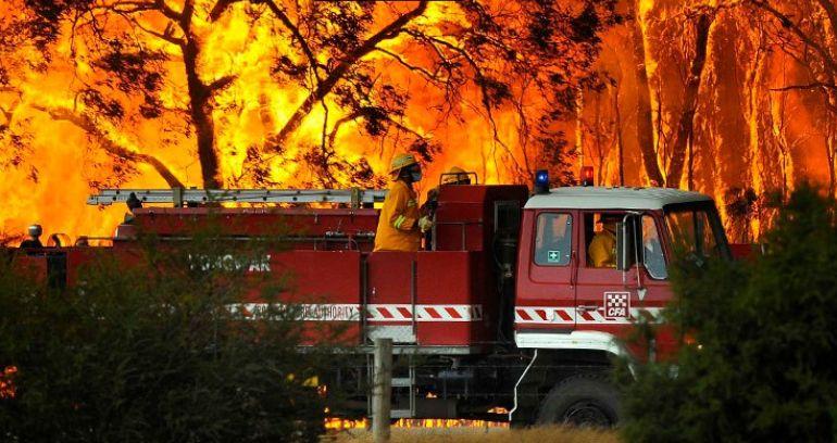 Grand Masters Australian Bush Fire Appeal