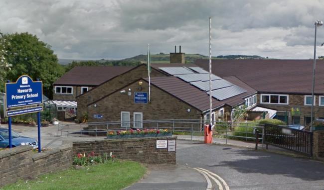 England - Freemasons cash boost for Haworth Primary School