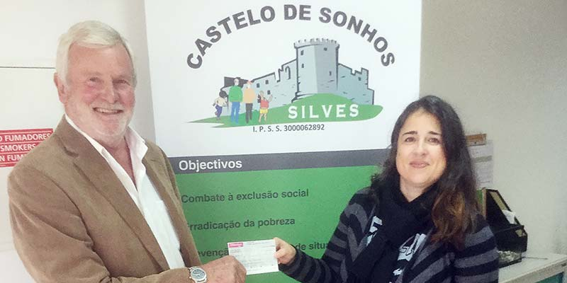 Portugal - Freemasons support Castelo de Sonhos