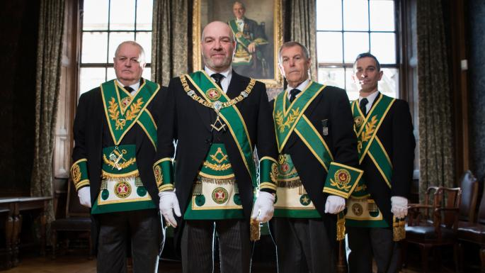 Scotland - Freemasons going vegan is a symbol of our times