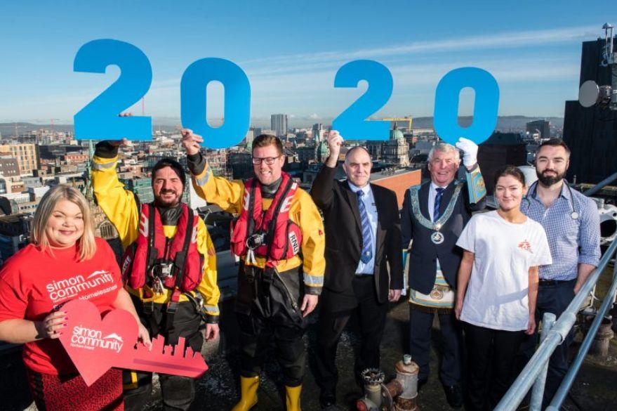Northern Ireland - Freemasons of Antrim's exciting Vision 2020 Festival