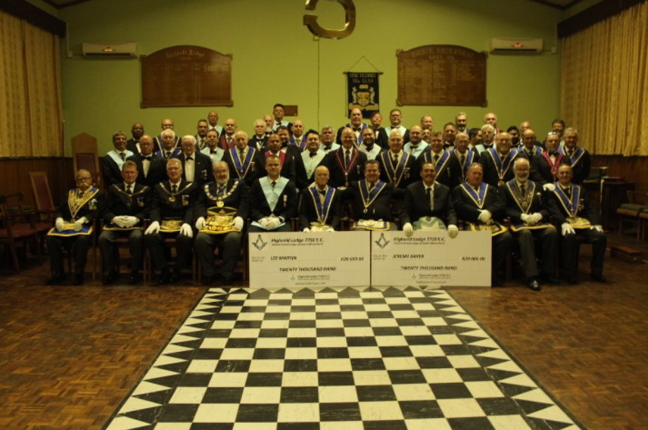 South Africa - Freemasons encourage others to get involved