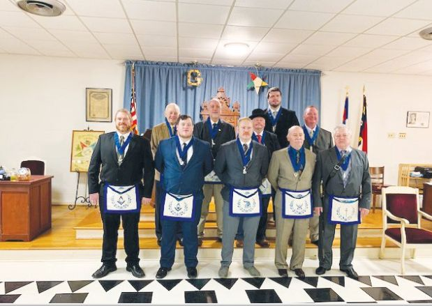 US - Freemasons have long history in Person County
