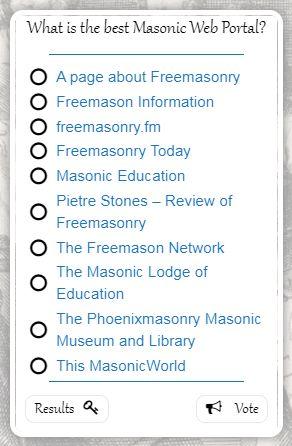 What is the best Masonic Web Portal?