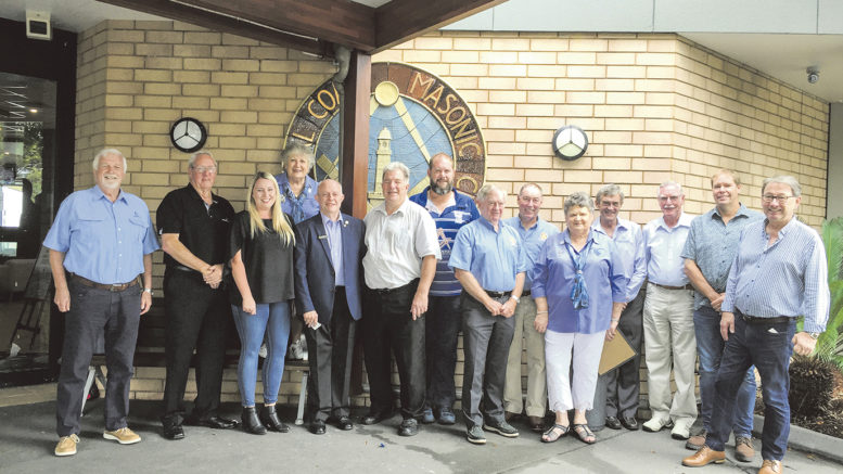 Australia - Two community groups receive a share of $16,600