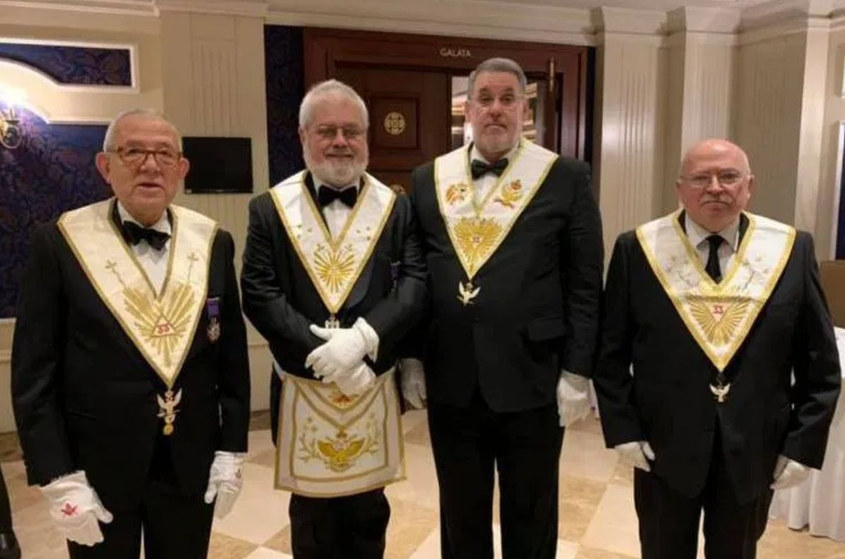 The Cuban who became Sovereign Grand Commander of Freemasonry in Spain