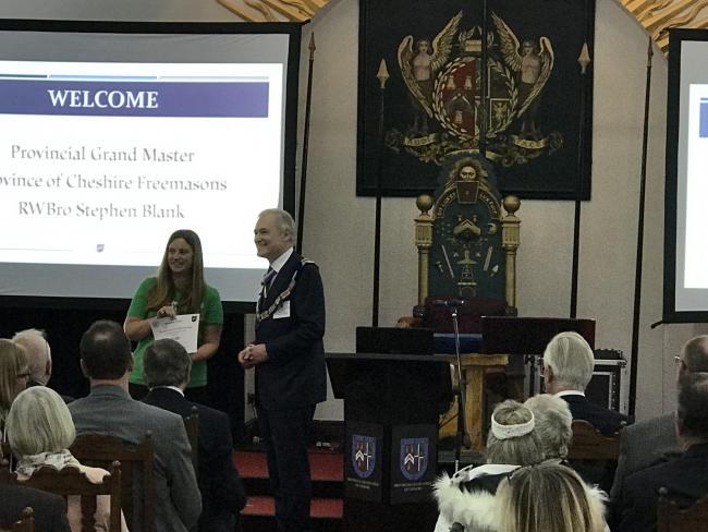 England - Cheshire Freemasons commit to helping good causes throughout coronavirus pandemic