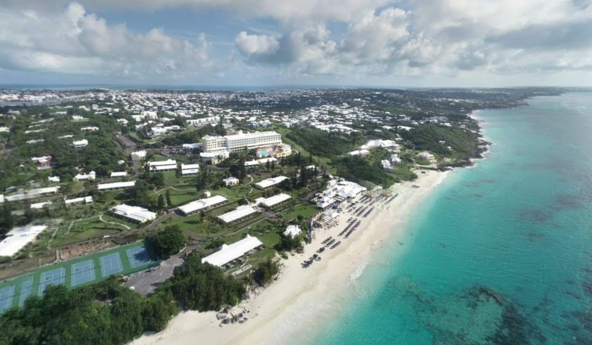 Bermuda - Freemasons Donate $5,000 For Covid-19 Relief