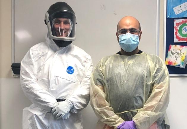 England - Freemasons give generous grant to ambulance staff tackling coronavirus