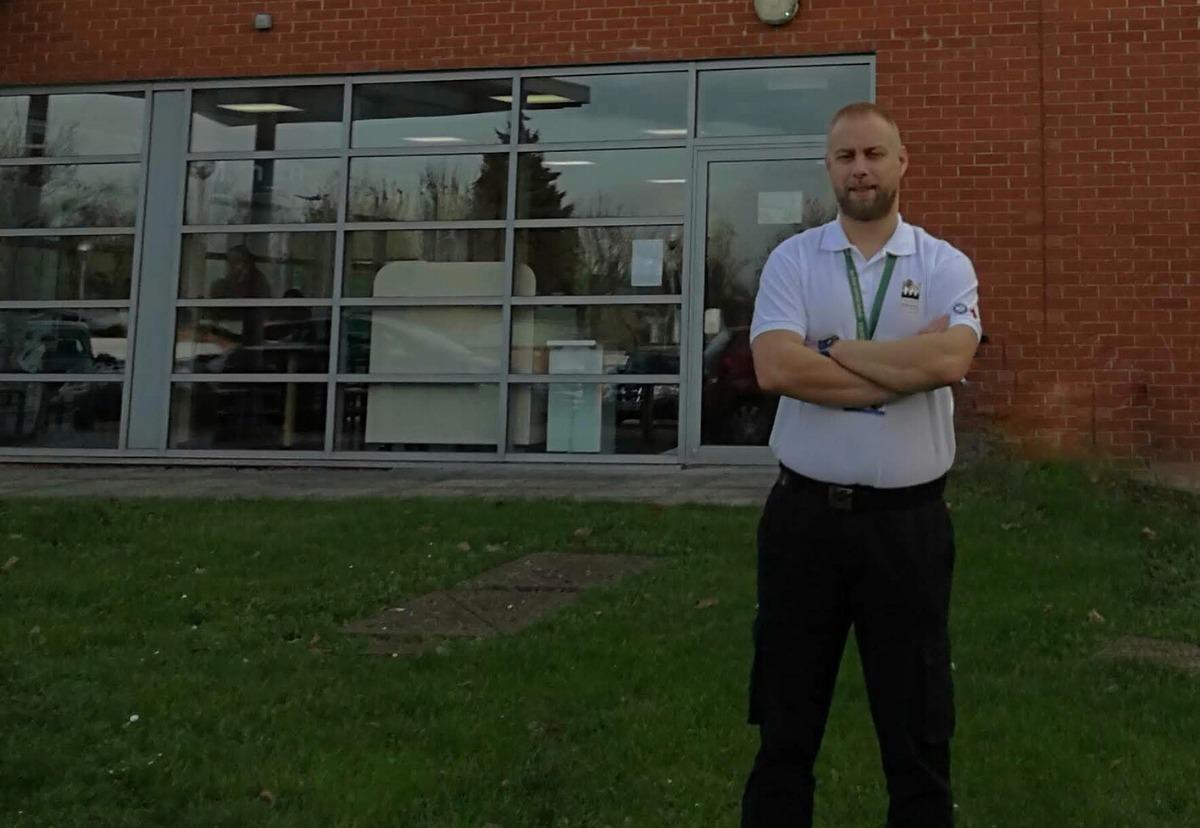 England - Herefordshire Freemasons' big donation to help veterans