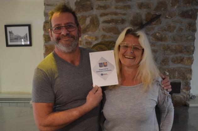 England - Yatton foodbank receives Freemason boost