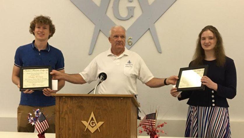 US - Newton Masonic Lodge Scholarships