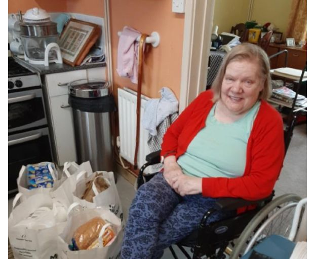 England - Volunteers charity given funding boost