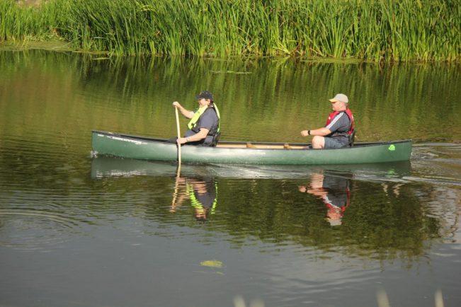 England - Fund-raising Freemasons take to the River Avon