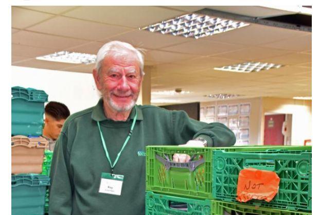 England - Freemasons pledge to help Worcester Foodbank with demand spike