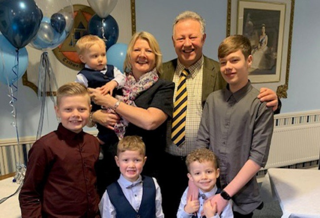 England - Cambridgeshire Freemasons continue to give lifelines to charities amid Covid-19 pandemic