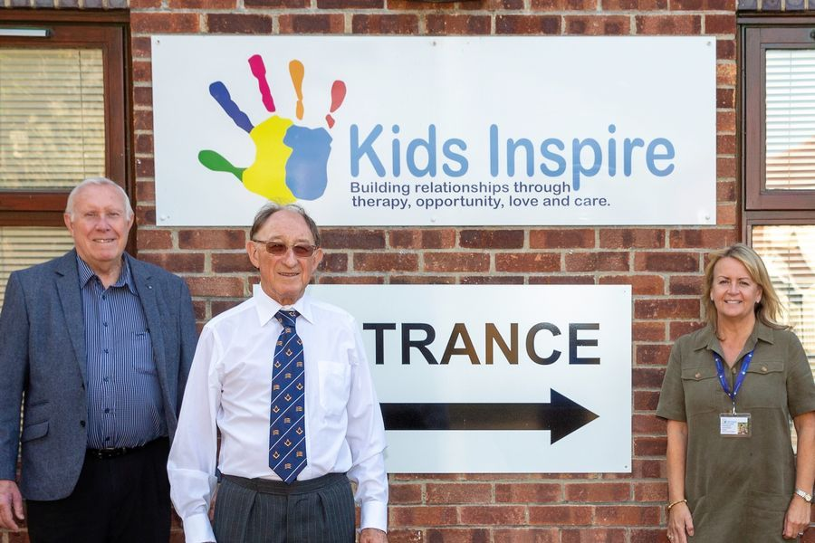 England - Chelmsford charity receives generous donation from local Freemasons
