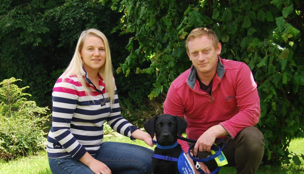 England - Support Dogs given vital funding from Sheffield Freemasons