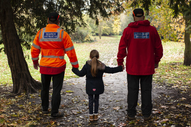 England - FREEMASONS SUPPORT LONDON VOLUNTEER SEARCH AND RESCUE