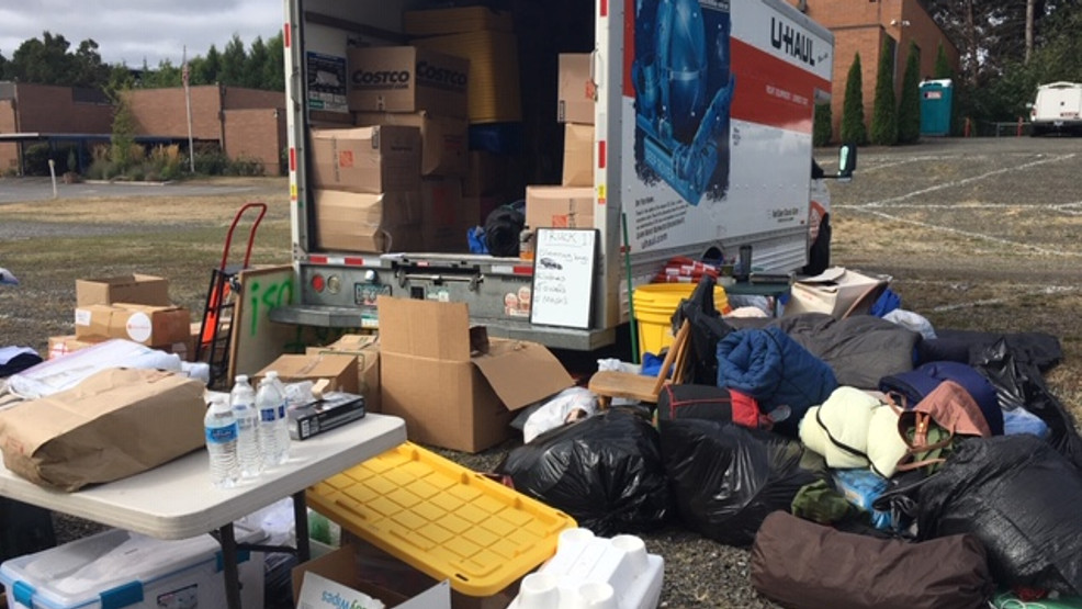 US / Oregon - Masonic donations for those in need
