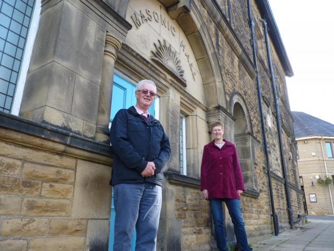 England - Charity receives donation from Freemasons for its coronavirus work