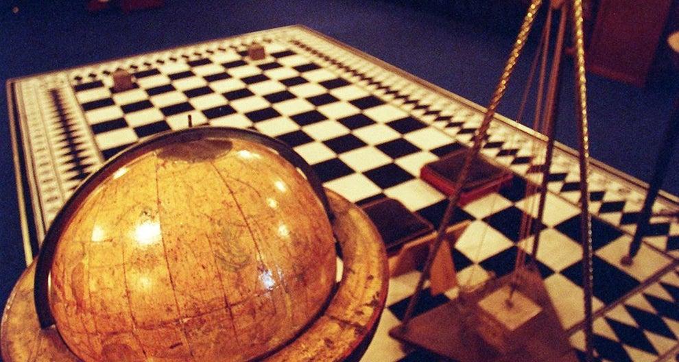 England - Firm foundation for Fylde's Freemasons
