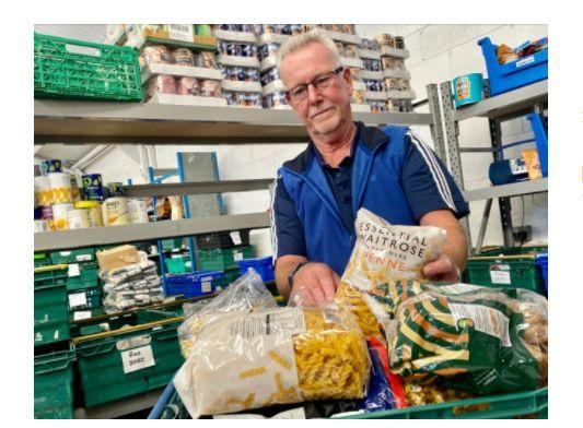 England - Horsham Freemasons restart hot meal deliveries for the winter months