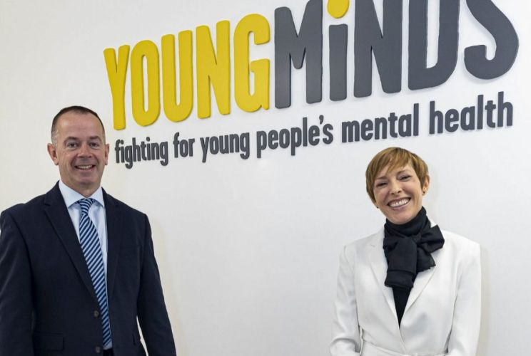 England - YoungMinds to receive grant from London Freemasons