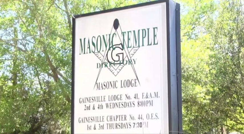 Florida/U.S. - Gainesville Masonic Lodge 41 to hold rededication ceremony