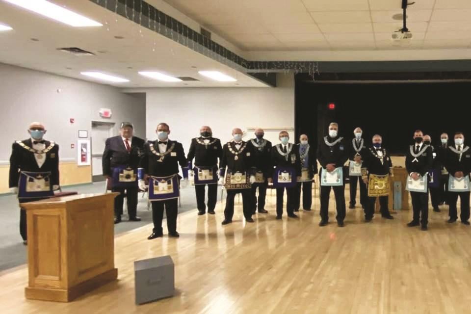 Canada - Irricana Masonic Lodge merges with Acme branch