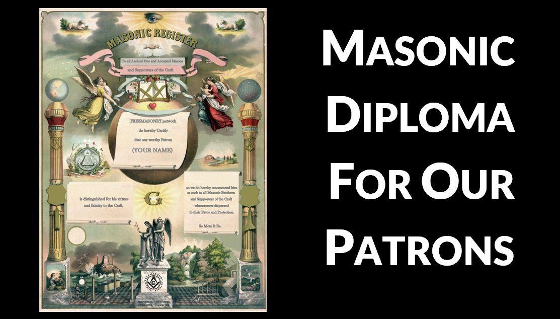 MAsonic Diploma