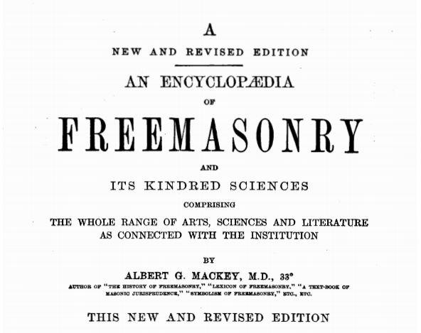 Encyclopedia of Freemasonry - Preface