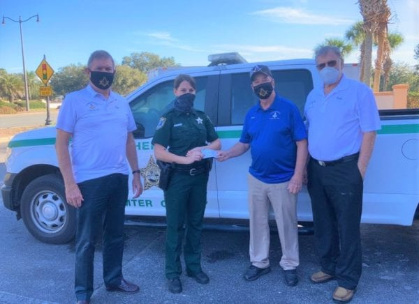 U.S. - Villages Masons raise more than $1,200 to help local Sumter County families