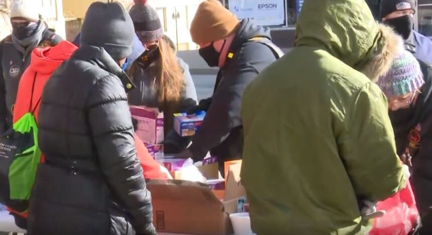 Illinois/U.S. - Much is riding on Masonic group's holiday giving