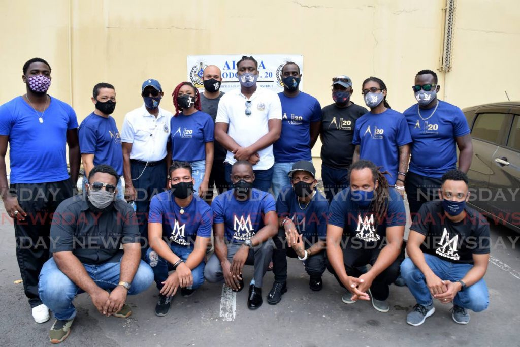 Trinidad and Tobago - Freemasons donate food, gifts to needy