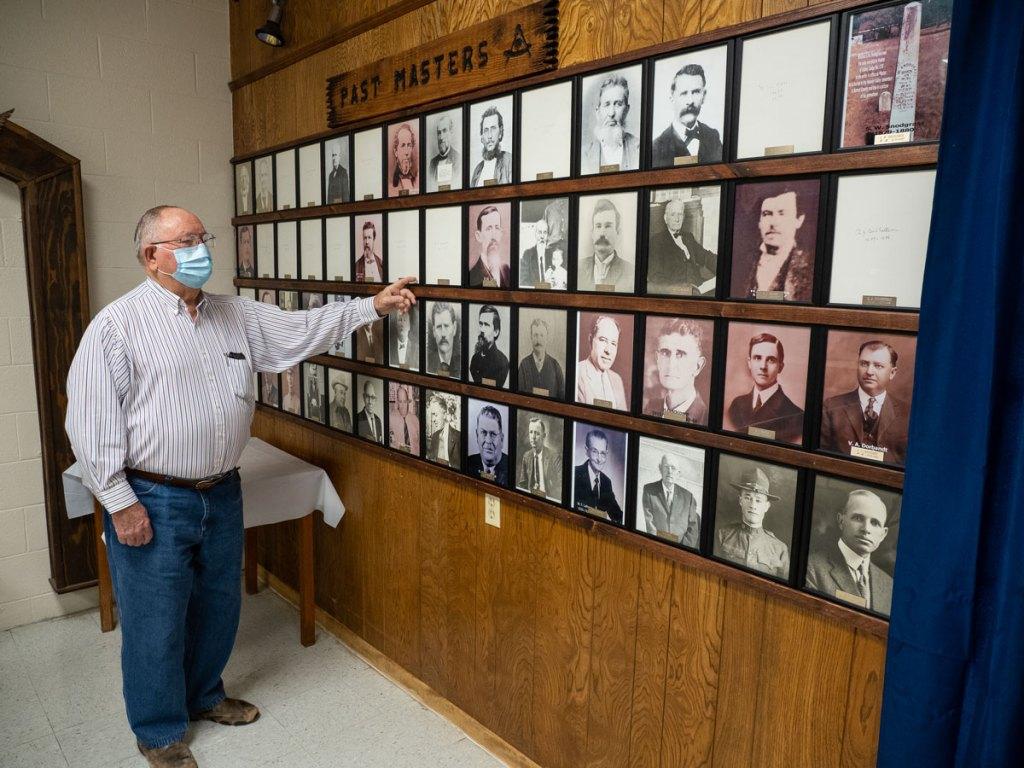 Texas/U.S. - Burnet Masonic lodge searching for 'missing' Masters