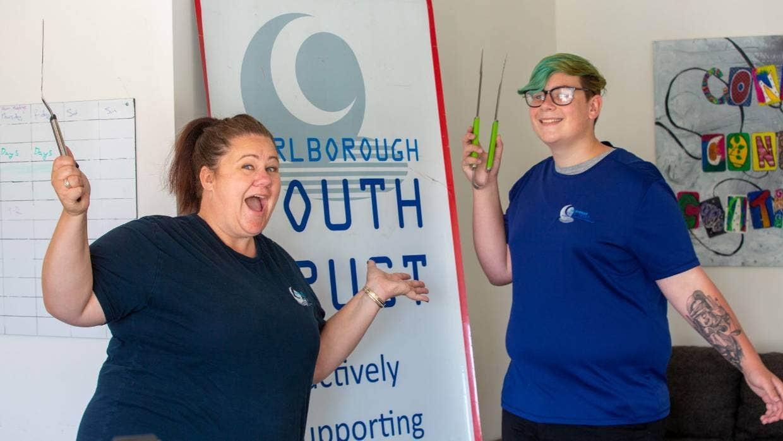 New Zealand - Marlborough Freemasons pay it forward to youth trust