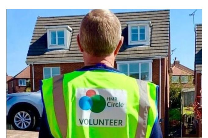 England - Rochdale Freemasons team up with HMR Circle to help most vulnerable